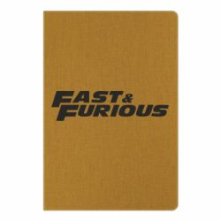 Блокнот А5 Fast & Furious