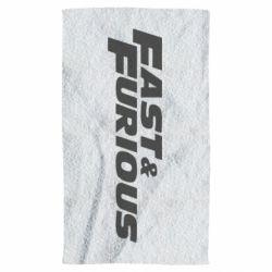 Рушник Fast & Furious