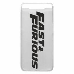 Чохол для Samsung A80 Fast & Furious