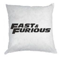 Подушка Fast & Furious