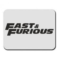 Килимок для миші Fast & Furious