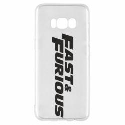 Чохол для Samsung S8 Fast & Furious
