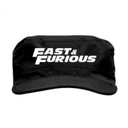 Кепка мілітарі Fast & Furious