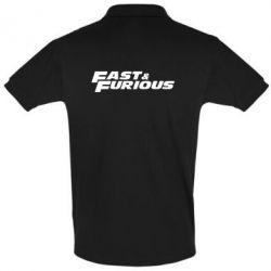 Футболка Поло Fast & Furious