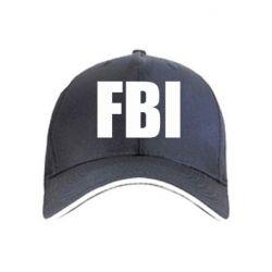 кепка FBI (ФБР) - FatLine