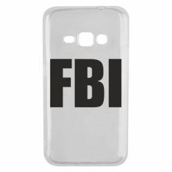 Чехол для Samsung J1 2016 FBI (ФБР)