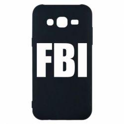 Чехол для Samsung J5 2015 FBI (ФБР)