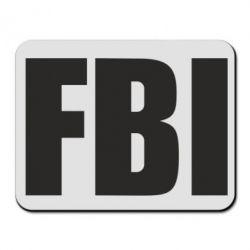Коврик для мыши FBI (ФБР) - FatLine
