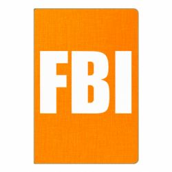 Блокнот А5 FBI (ФБР)