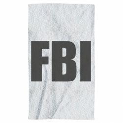 Полотенце FBI (ФБР)