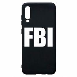 Чехол для Samsung A70 FBI (ФБР)