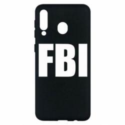 Чехол для Samsung M30 FBI (ФБР)