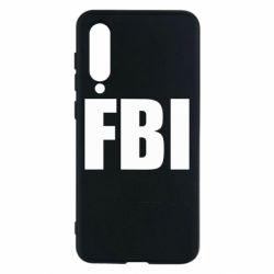 Чохол для Xiaomi Mi9 SE FBI (ФБР)