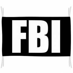 Флаг FBI (ФБР)