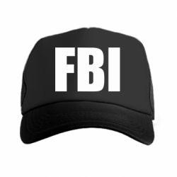 Кепка-тракер FBI (ФБР) - FatLine