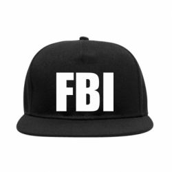 Снепбек FBI (ФБР) - FatLine