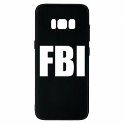 Чехол для Samsung S8 FBI (ФБР)