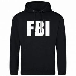 Мужская толстовка FBI (ФБР) - FatLine
