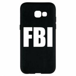 Чехол для Samsung A5 2017 FBI (ФБР)