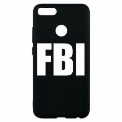 Чохол для Xiaomi Mi A1 FBI (ФБР)