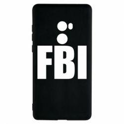 Чохол для Xiaomi Mi Mix 2 FBI (ФБР)