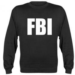 Реглан (свитшот) FBI (ФБР) - FatLine