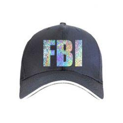 Кепка FBI голограма