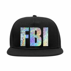 Снепбек FBI голограмма