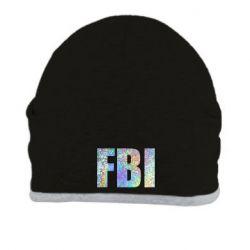 Шапка FBI голограмма