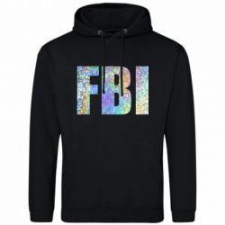 Чоловіча толстовка FBI голограма