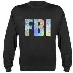 Реглан (свитшот) FBI голограмма