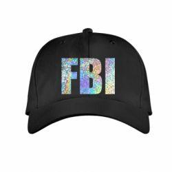 Детская кепка FBI голограмма