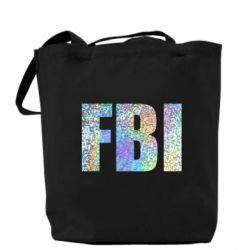 Сумка FBI голограмма
