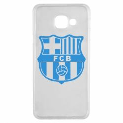 Чехол для Samsung A3 2016 FC Barcelona