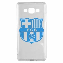 Чехол для Samsung A5 2015 FC Barcelona
