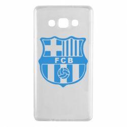 Чехол для Samsung A7 2015 FC Barcelona
