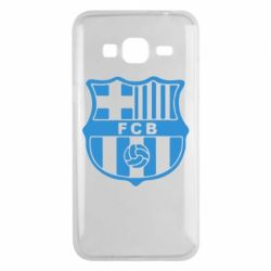 Чехол для Samsung J3 2016 FC Barcelona