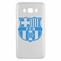 Чехол для Samsung J5 2016 FC Barcelona