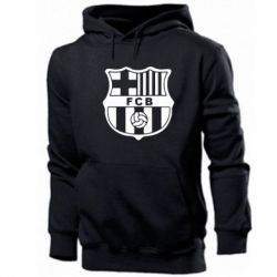 Мужская толстовка FC Barcelona