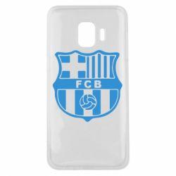 Чехол для Samsung J2 Core FC Barcelona