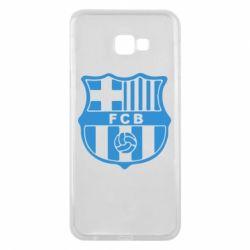 Чехол для Samsung J4 Plus 2018 FC Barcelona