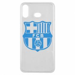 Чехол для Samsung A6s FC Barcelona