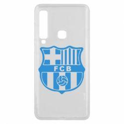 Чехол для Samsung A9 2018 FC Barcelona
