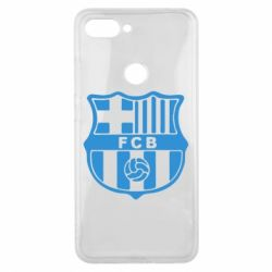 Чехол для Xiaomi Mi8 Lite FC Barcelona