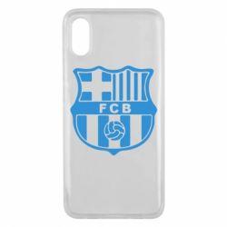 Чехол для Xiaomi Mi8 Pro FC Barcelona