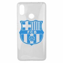 Чехол для Xiaomi Mi Max 3 FC Barcelona