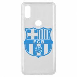 Чехол для Xiaomi Mi Mix 3 FC Barcelona