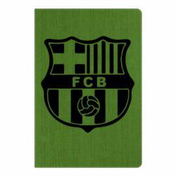 Блокнот А5 FC Barcelona