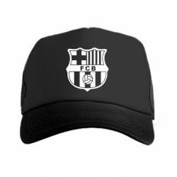 Кепка-тракер FC Barcelona
