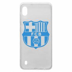 Чехол для Samsung A10 FC Barcelona